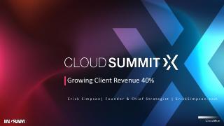 Growing Client Revenue 40