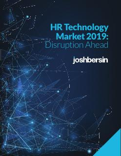 HR Technology Market 2019