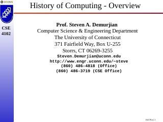 编程语言概述