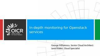 OpenStack服务监控深度分析