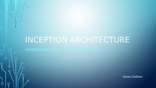 Inception Architecture