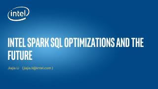 Spark SQL优化实践