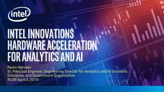 Intel Innovation Hardware Acceleration for Bi...