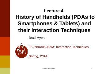 04InteractionTechnique--handhelds