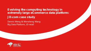 JD.com case study