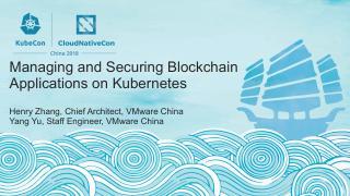 KubeCon_China_Blockchain