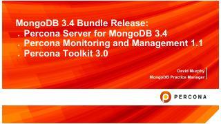 MongoDB 3.4 Bundle Release