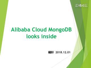 MongoDB Best Practice