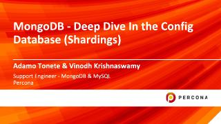 MongoDB Deep Dive In the Config Database (Sha...