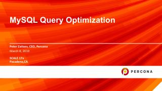 MySQL Query Optimization