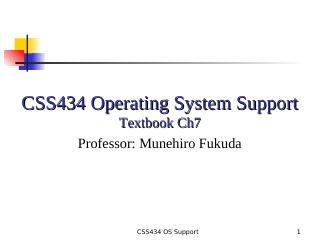 07--Operating System Support
