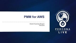 PMM for AWS
