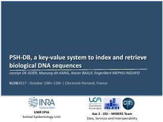 PSH-DB,一个索引和检索生物DNA序列...