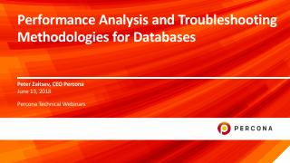 Performance Analysis and Troubleshooting Meth...