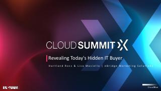Revealing Todays Hidden IT Buyer