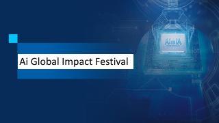 Ria Cheruvu AI Impact Talk