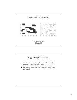 037-Robot Motion Planning