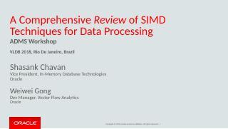 SIMD-ADMS18
