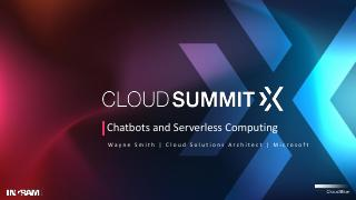 Serverless  Computing and Chatbots with Micro...