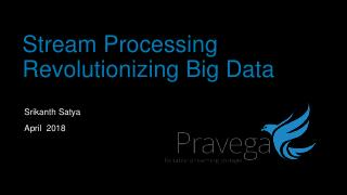 Stream Processing Revolutionizing Big Data