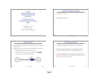 TCP传输协议,分布式决策,RPC的介绍和应用