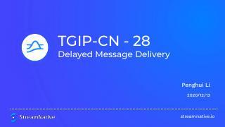 TGIP-CN 028: Apache P...