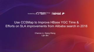 Apache HBase Improvement about GC/SLA in Alibaba