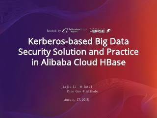 Kerberos-based Big Data Security Solution and...