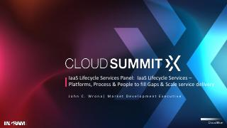 Transform Your Iaas Practice with Lifecycle S...