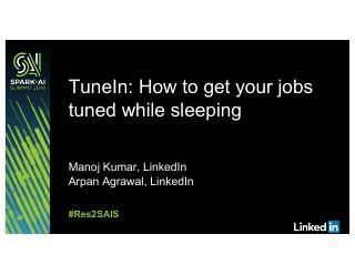 如何在睡觉时调整你的工作
