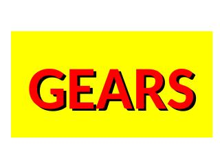 Types of Gears - Bearings