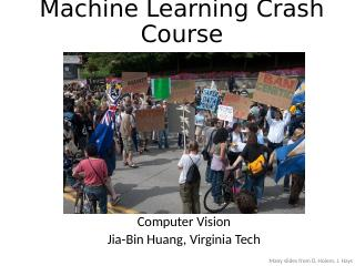 VT_Computer_Vision_21_MachineLearning