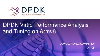Vhost and virtio on ARMv8 performance tuning ...