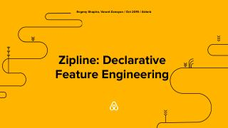 Zipline—Airbnb's Decl...