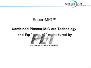 A New Hybrid Plasma-GMA Welding Process Featu...