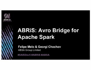 abris avro bridge for apache spark