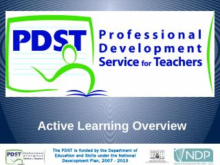 Active Learning - PDST