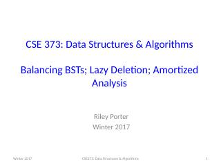amortized-analysis