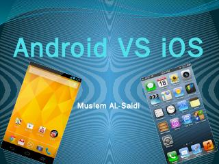 Android and iOS Users Differences concerning ...