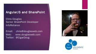 AngularJS and SharePoint - douglasweb.com