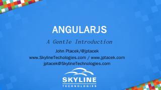 AngularJS - John Ptacek