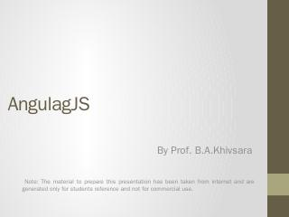 AngularJS - WordPress.com