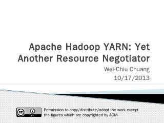 Apache Hadoop YARN: Yet Another Resource Nego...