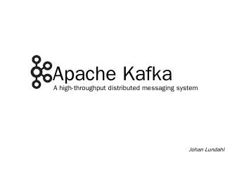 Apache Kafka - Meetup