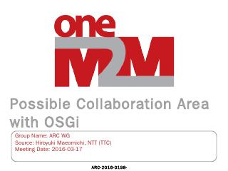 ARC-2016-0198 ... - FTP - oneM2M