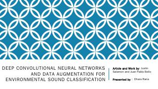 Article: Deep Convolutional Neural Networks a...