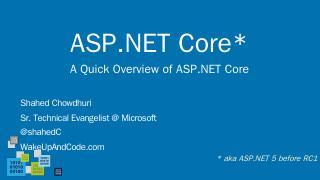 AspDotNetCore-Intro-MVC-WebAPI ... - Wake Up ...
