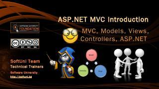 ASP.NET MVC - Course Introduction - SoftUni