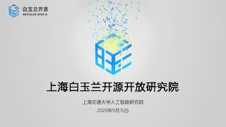 白玉兰开源介绍