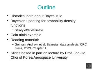 Bayesian Posteriors - UFL MAE